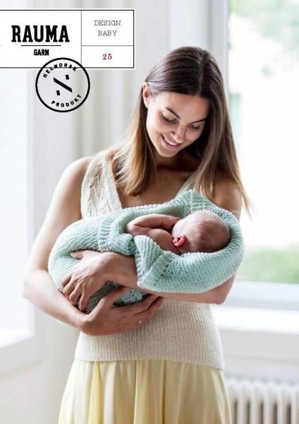 Garnpakke Babyteppe i Røros Lamull