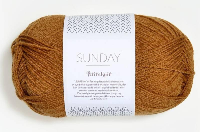 Sunday 2345 Petite Knit Croissant