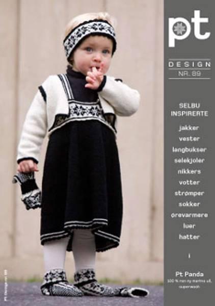 Pt design 89 Baby Selbu inspirert