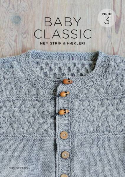 Baby Classic pinde 3mm