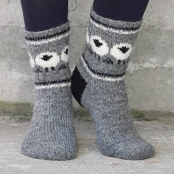 Garnpakke Fårelegg sokk