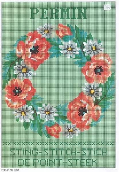 Permin Blomster / Påske